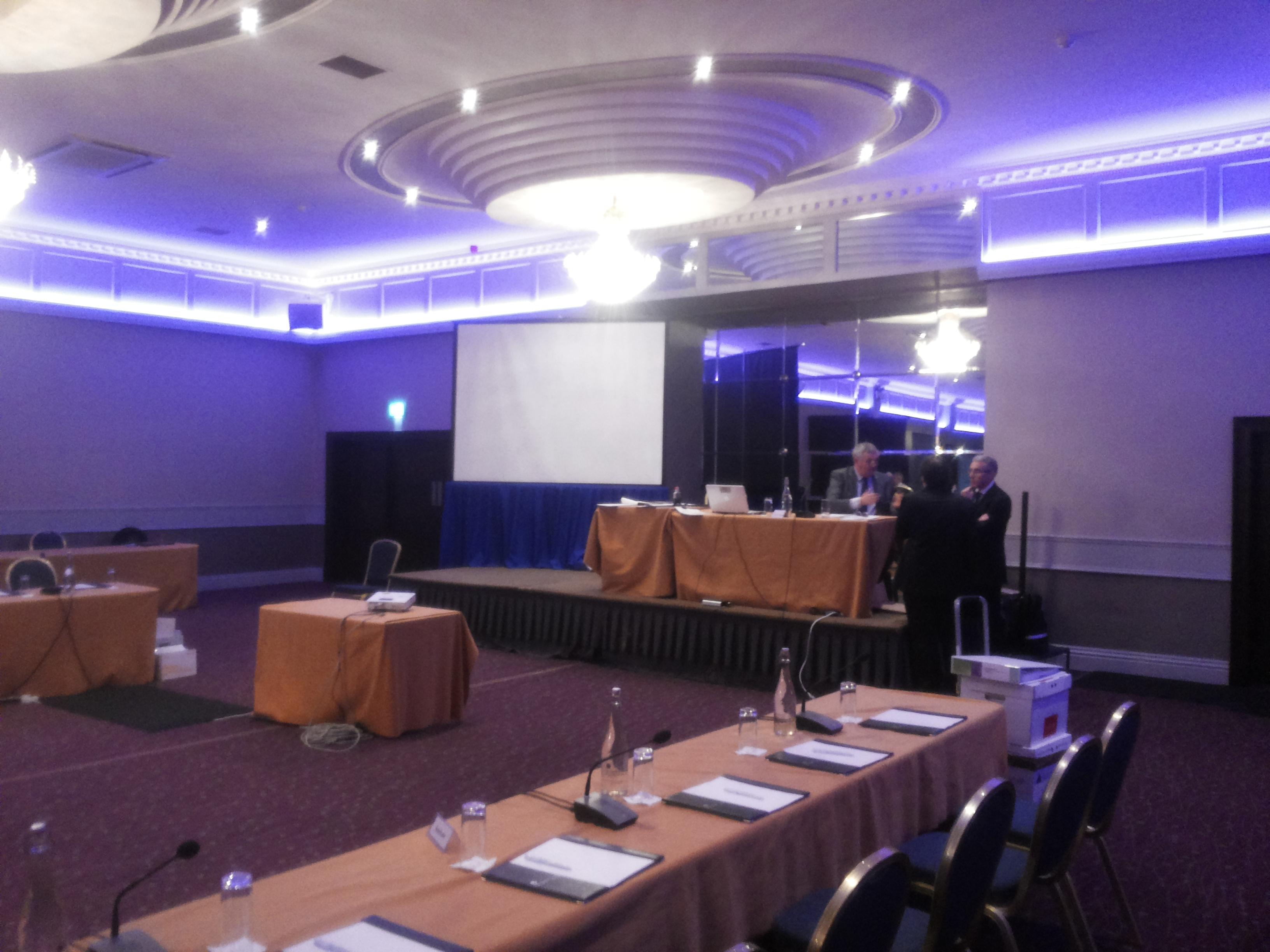 Consultancy for Irish Planning Board