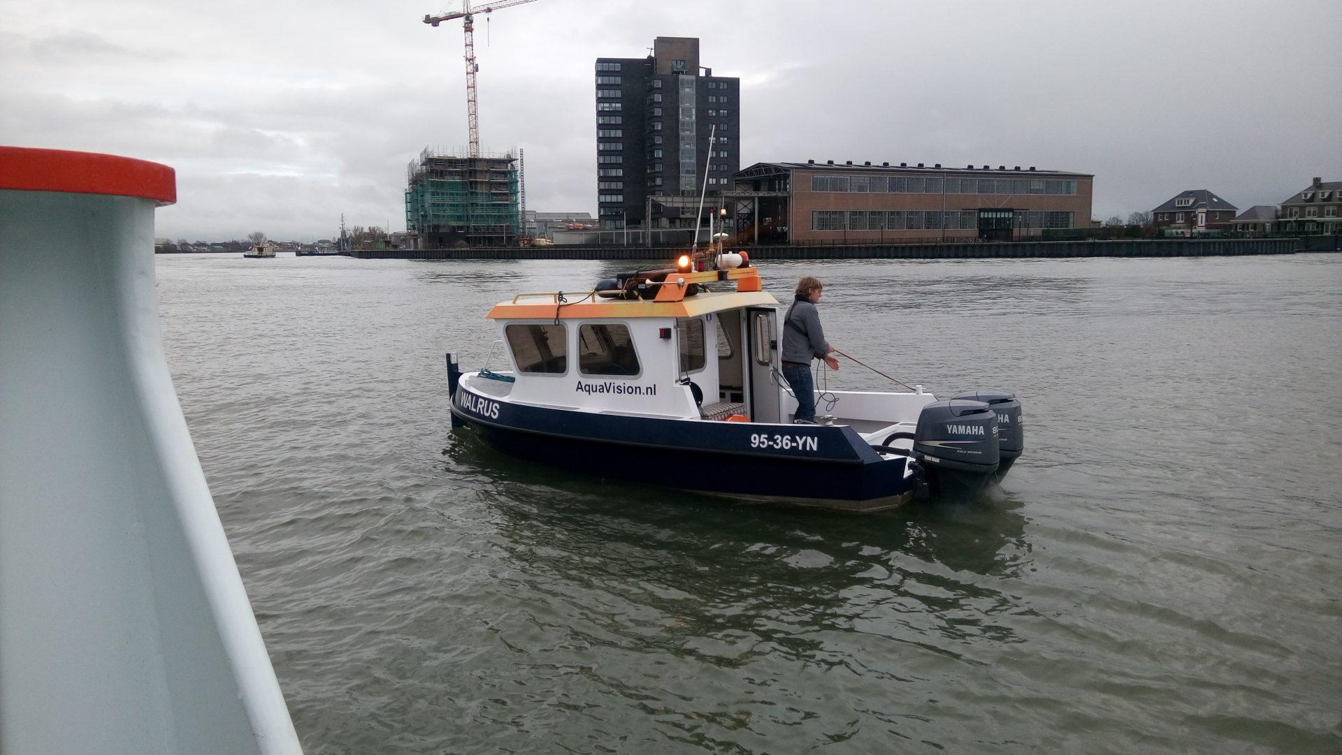 Zoutmetingen Hollandse IJssel