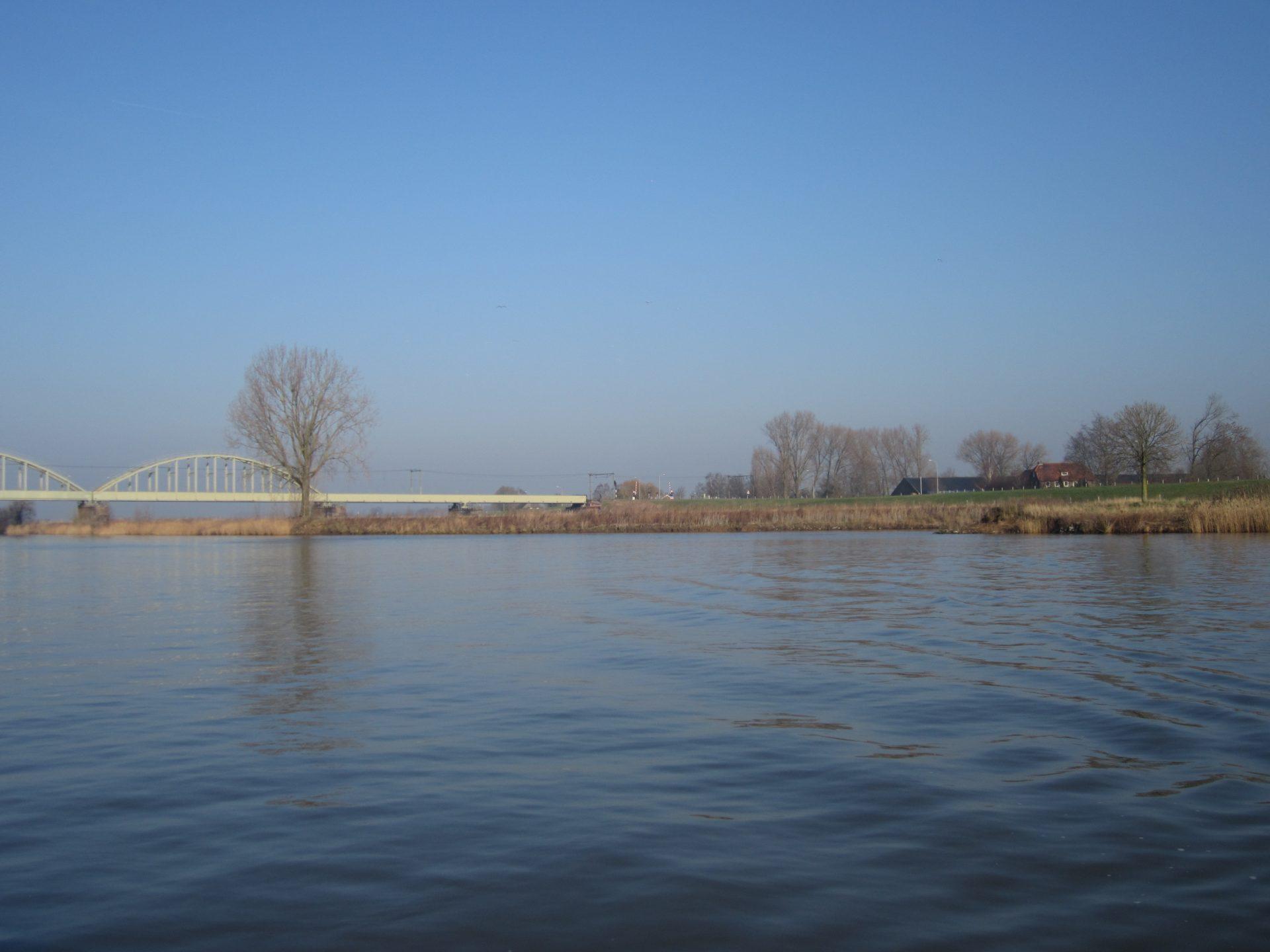 Standard river discharge measurements
