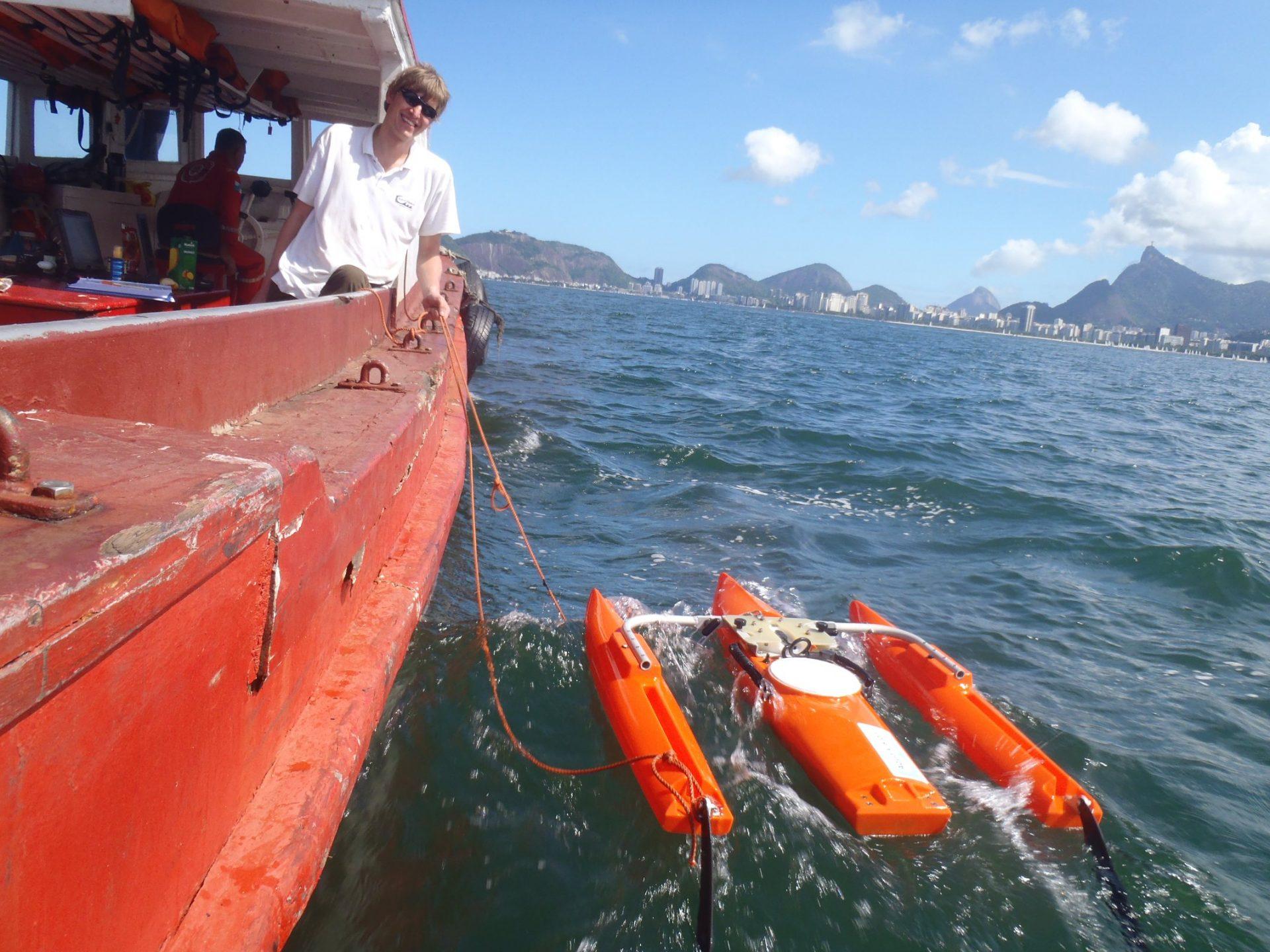 Rio de Janeiro currents
