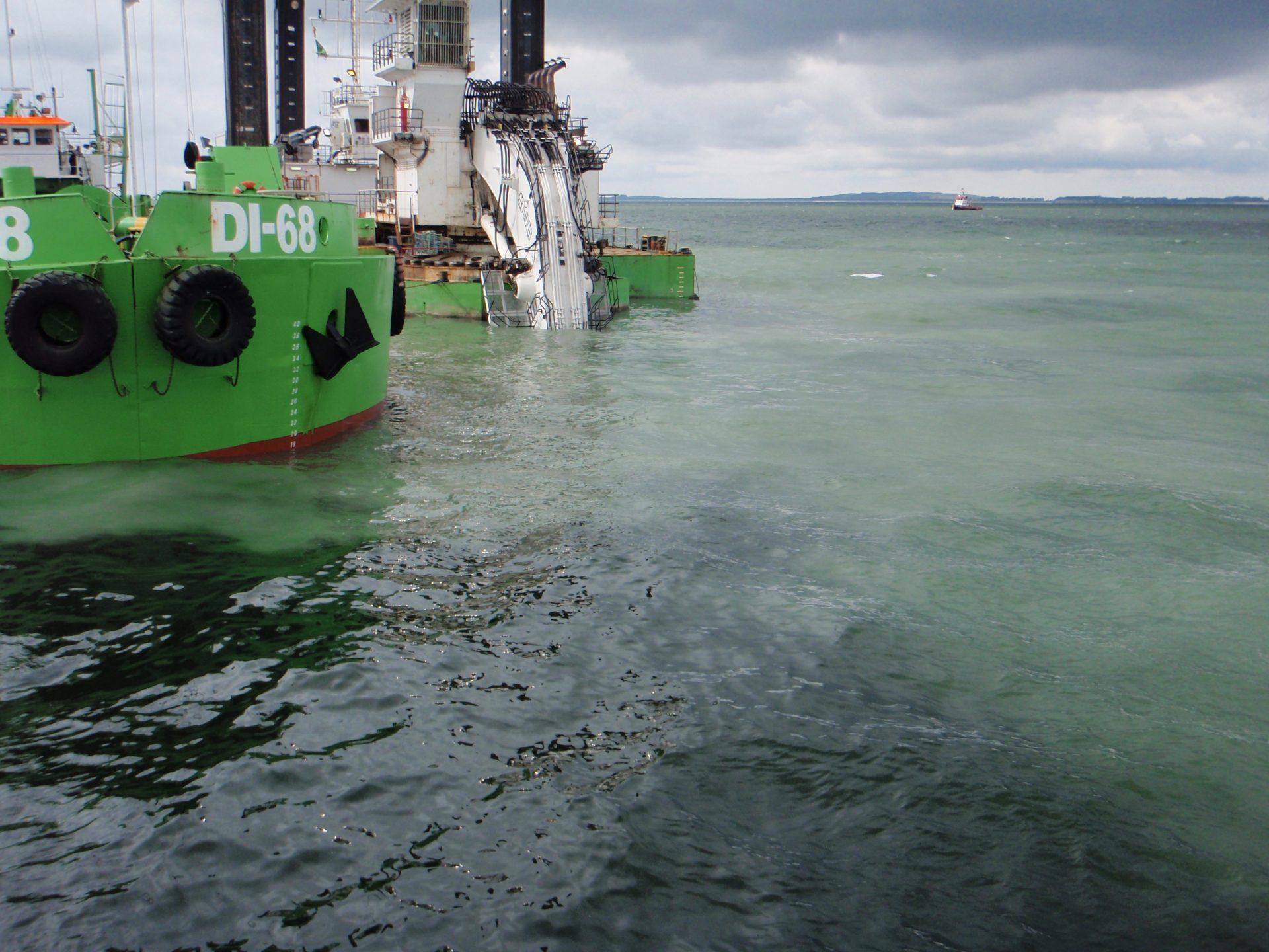 Nord Stream environmental monitoring