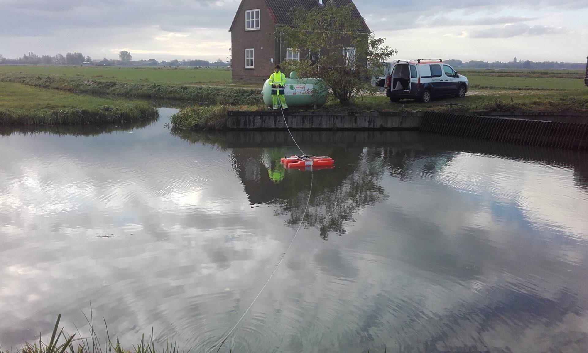 HDSR calibration capacity waterworks